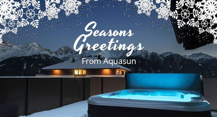 Seasons Greetings From Aquasun