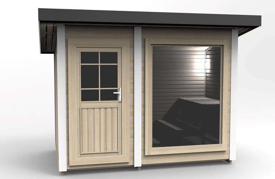 Cabin Sauna