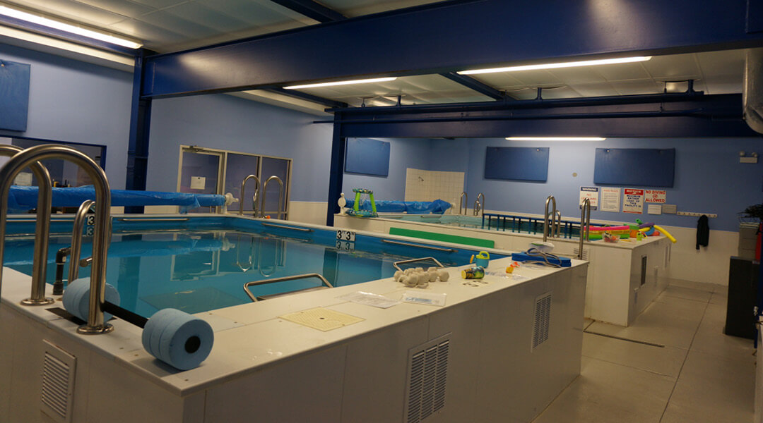COMMERCIAL ENDLESS POOL GALLERY