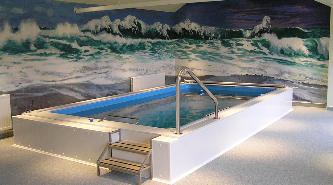 Modular Commercial Endless Pool