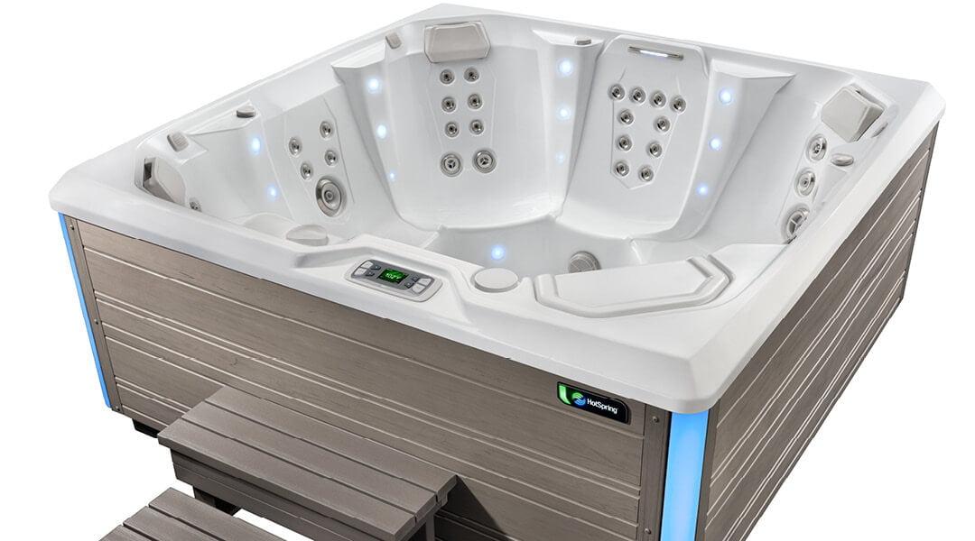 Hot Tub LIMELIGHT FLASH