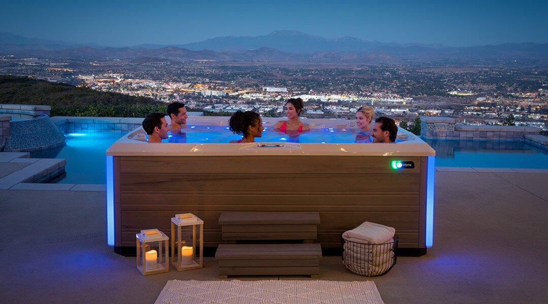 Hot Tub LIMELIGHT PRISM