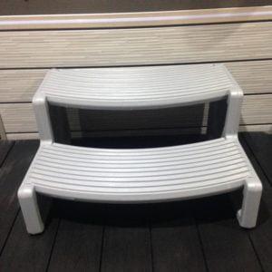 Plastic Steps Grey
