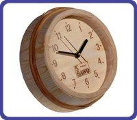 SaunaAcc Clock