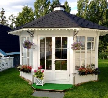 Garden Pavilion 10 sq.m.