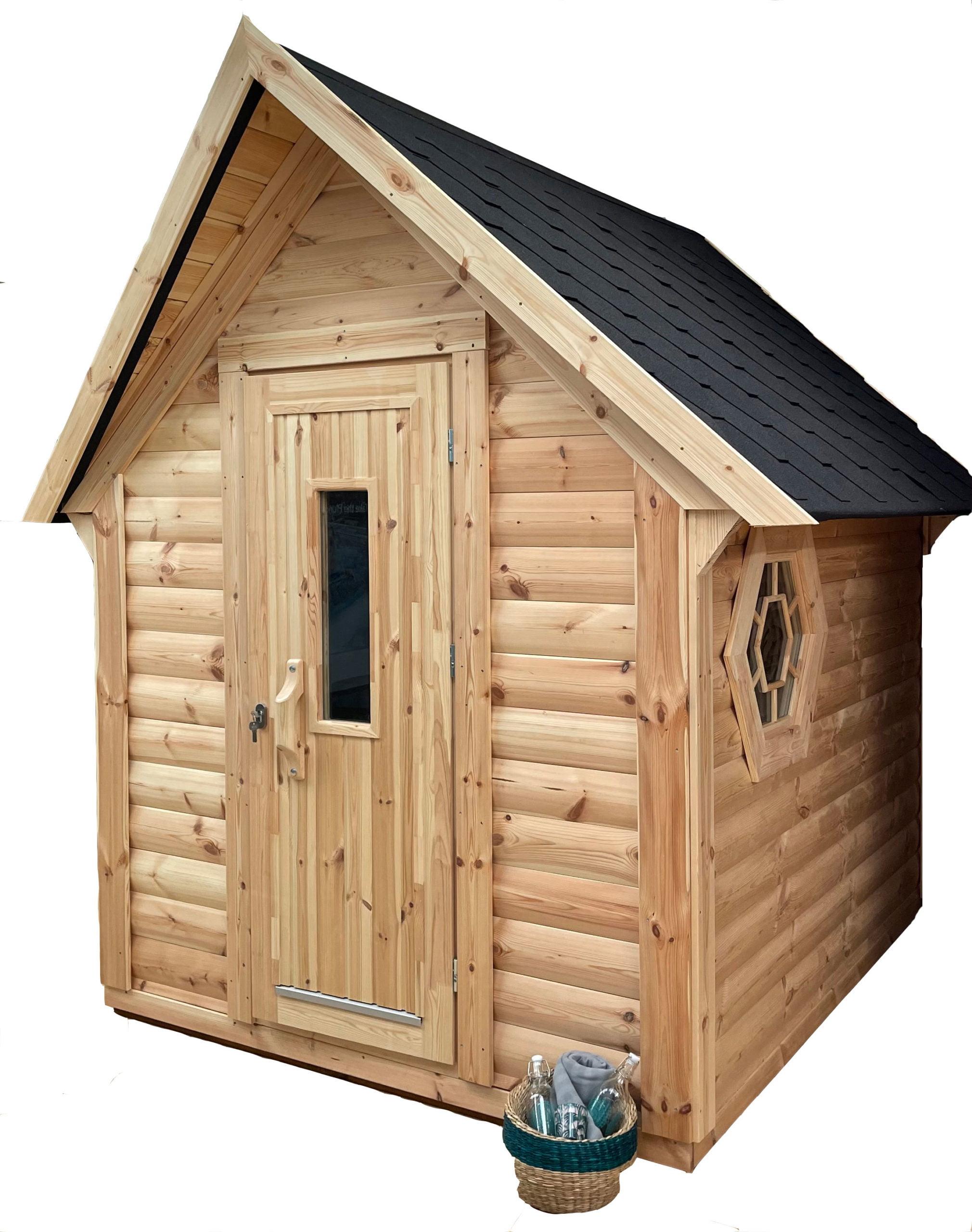 Pinewood Mini Cabin